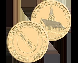 Vellachtaler Münzen