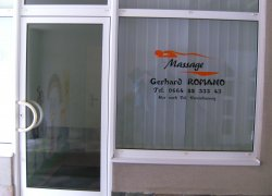 Massagestudio Foto